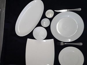 Crockery Cutlery Rental